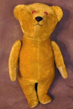 To Be Distributed All Over The World Bears Antique Teddy Bear Unique Design For Collectors Jointed Very Rare !! Antique